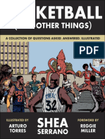 Shea Serrano, Arturo Torres, Reggie Miller-Basketball and Other Things-Harry N. Abrams (2017)