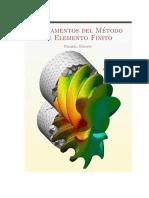 Book Fundamentos del Método de Elemento Finito Jaime Molina.pdf