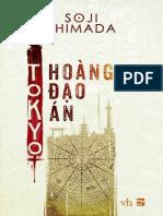 Tokyo Hoang Dao an - Soji Shimada