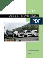 Validación y Control de Flota Numay