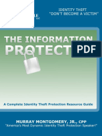 The INFORMATION PROTECTOR - A Complete Identity Theft Protection Resource Guide (E-Book Version Fourth Edition) Complimentary Copy (Secured) (1)