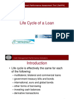 Life Cycle of a Loan