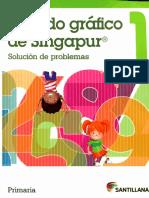 MÉTODO GRÁFICO DE SINGAPUR 1° GRADO (IMPRIMIBLE)
