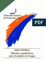 Guia Tecnica...Metodos Cuantitativos Para El Análisis de Riesgos