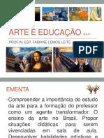 Arte e Educação - Iemag
