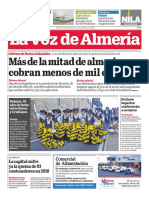 11-06 La Voz de Almeria