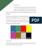 Test Psicológico de Los Colores de Lüscher