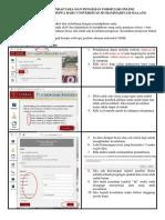 Tata Cara Pendaftara Dan Pengisian Formulir Online Gelombang 2