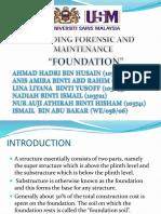 04 Foundation [Dr Faisal Abas]