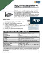 YX540 Product Specs