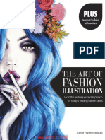 The the Art of Fashion Illustration