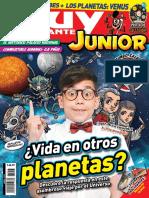 Muy Interesante Junior México - Abril 2018