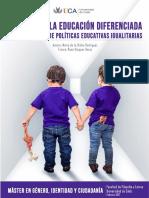 Análisis de La Educación Diferenciada