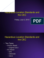 IEEE Seminar Hazardous Classification