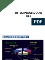Sistem Pengelolaan Gas
