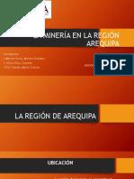 La Mineria en La Región Arequipa