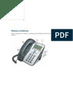 Manual de 7911 y 6921 Cisco SIP