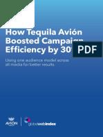 Tequila Avion Case Study