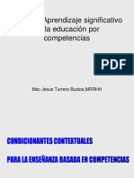 Tema 2. Aprendizaje Significativo Desde El Modelo Por Competencias