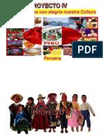 Demostramos Con Alegría Nuestra Cultura Peruana