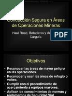 Curso Conduccion Segura Manejo Defensivo Camionetas Minas Areas Peligro Mineria Normas Seguridad Vial