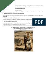 Parabolas - El Cachorro y El Tigre....