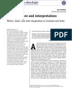 Infrastructure and Interpretation