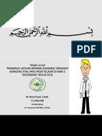 x4 - Ppt Telaah Jurnal Sudah Revisi