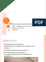 MICOSES SUPERFICIAS