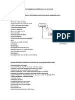 Ejemplos de Modelos de Software