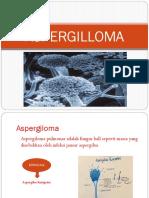 PPT ASPERGILOMA