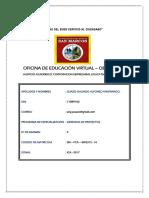 Gerencia de Proyectos - Evaluacion 04