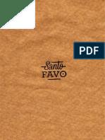 Catalogo Santofavo Outubro