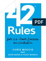 42 Rules to 24 Hour Success on LinkedIn.pdf
