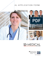 ID Doctors - Application Form