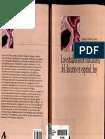 LOREDA Y AC N 2010 Los Estudios Sobre Marcadores Del Discurso en Espa Ol Hoy