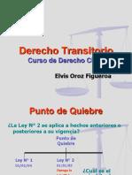8. Derecho Transitorio