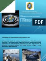 Contaminacion Por Derrames de Hidrocarburos