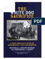 Marshall Joseph Becker, Jonathan C. Lainey - The White Dog Sacrifice_A Post 1800 Rite With an Ornamental Use For Wampum.pdf