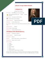 Biografía de George Frideric Handel
