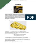 Material Tren Rodaje System One Caterpillar Partes Componentes Administracion Servicios Aplicacion Opciones