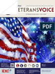 The Veterans Voice, July 2018