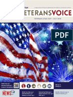 The Veterans Voice, July 2018