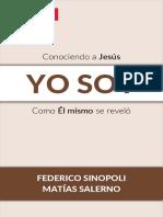Conociendo a Jesús El Yo-Soy