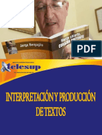 Interpretacon y Produccion de Textos II