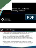 2017 Annual Housing Market Survey Webinar