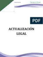 Actualizaci n Legal