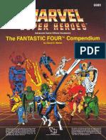 TSR6889 MA4 the Fantastic Four Compendium Reduced