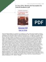 La Batalla de Cien AÑOs Historia Del Psicoanalisis en Francia 18-85-1939 27890317