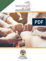 Brochure Imaginando la Paz- Avanza Colombia